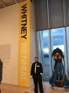 Thirza At Whitney Biennial